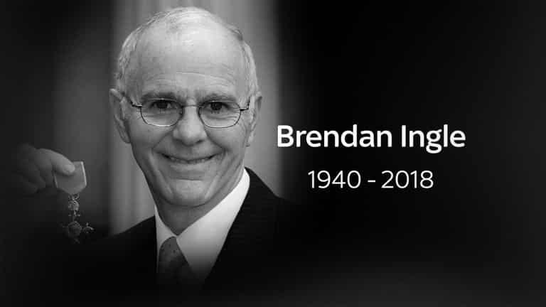 Brendan Ingle R.i.p