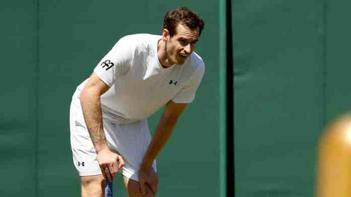Andy Murray pulls out of Wimbledon
