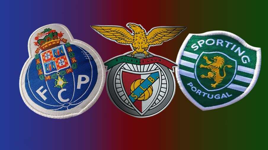 Benfica Porto Sporting