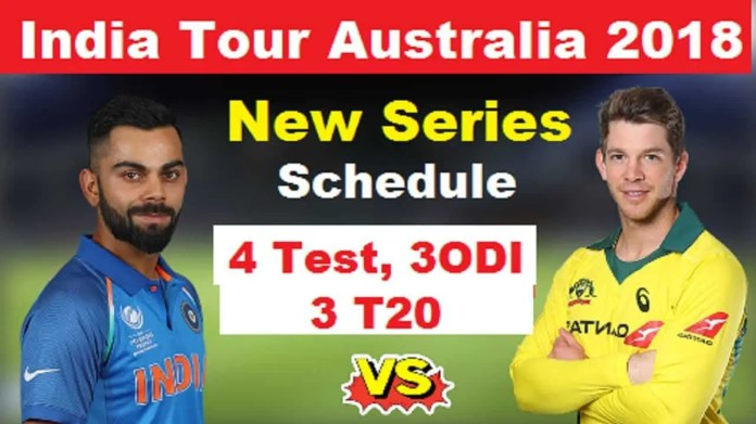 India in Australia - Best Chance Yet