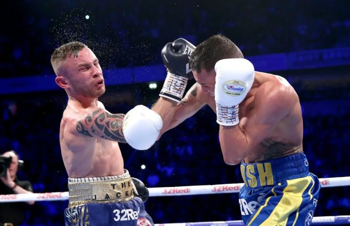 Warrington Vs Frampton Recap