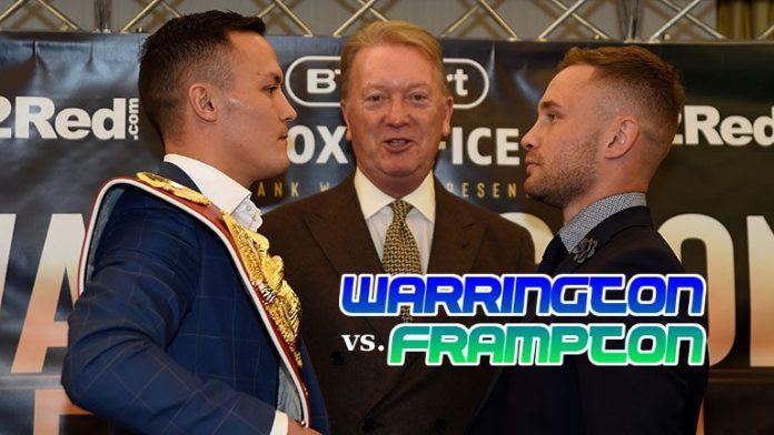 Warrington vs Frampton