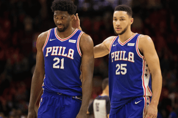 Why The Philadelphia 76Ers Should Be The New Favorites In The East
