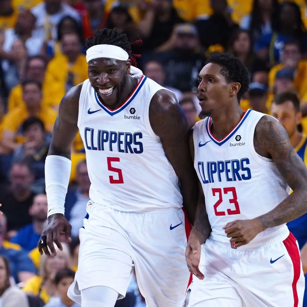 The Clippers Bench Duo Were Unable To Get Anything Going