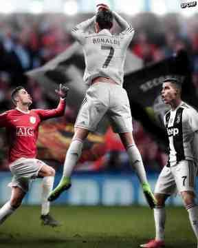 Cristiano Ronaldo Breaks Records In Italy