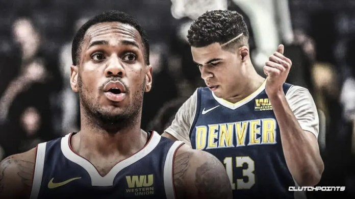 Monte Morris and MIcheal Porter Jr
