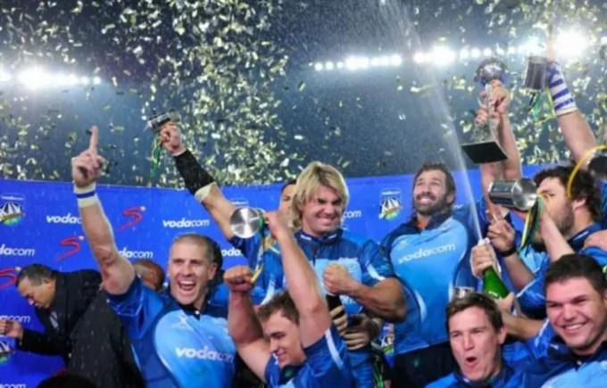 South African Rugby - Blue Bulls