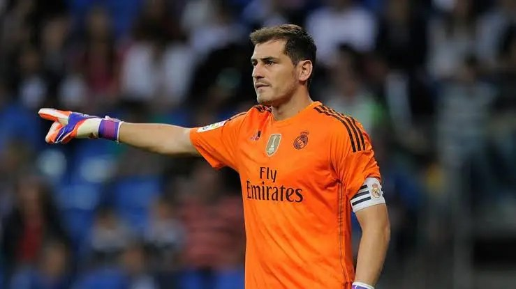Real Madrid Legend Hangs Up His Boots