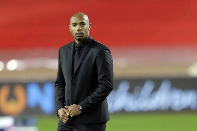Thierry Henry: Shocking Replacement Of Quique Setien At Fc Barcelona?