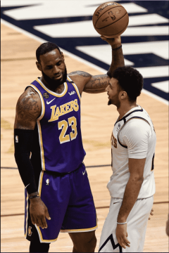 2020 Nba Western Conference Finals: A Victor Emerges