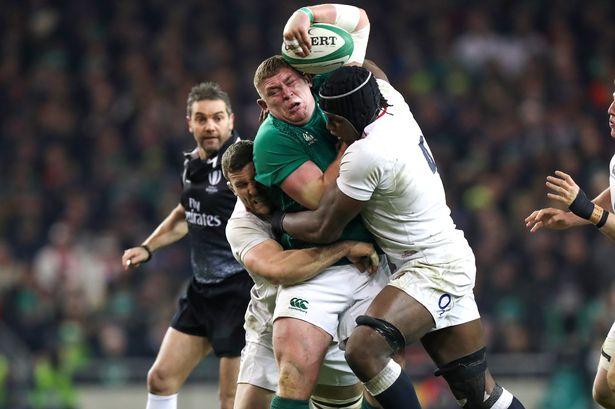 6 Nations 2020 Ireland vs England