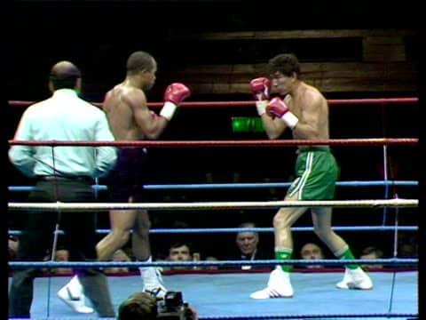Lloyd Honeyghan vs Jorge Vaca
