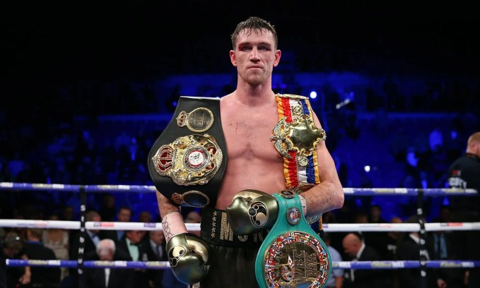 The Blueprint For Callum Smith To Beat Canelo Alvarez