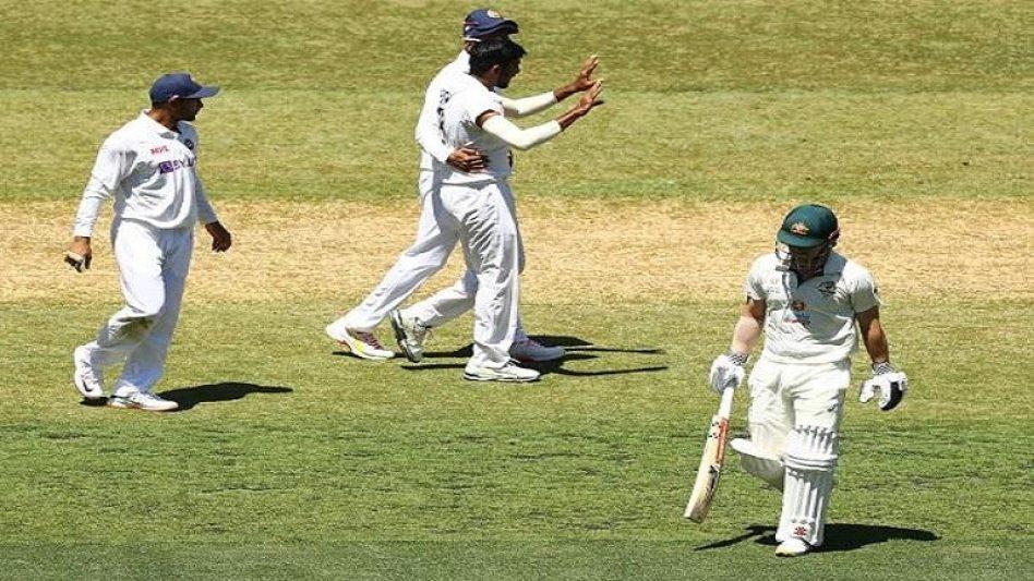Bumrah And Ashwin Ran Through The Australian Batting Order