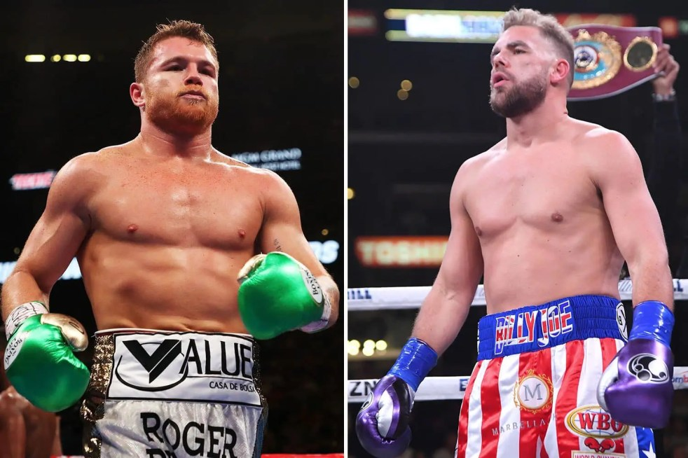 Canelo Alvarez Vs Billy Joe Saunders 1