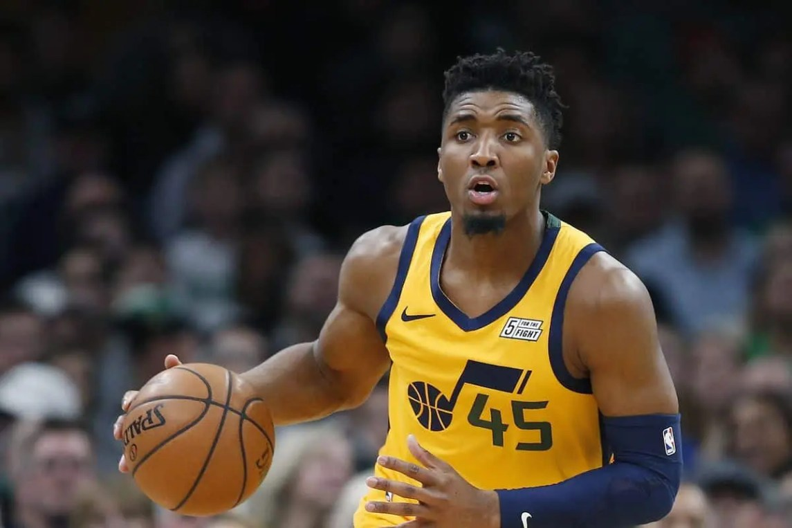 Can Donovan Mitchell And The Jazz Redeem Themselves After Last Season'S Collapse?
