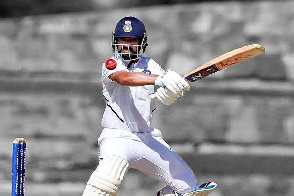 Rahane Led From The Front With His 12Th Test Hundred