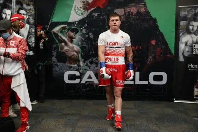 Canelo Alvarez To Fight Avni Yildirim Next