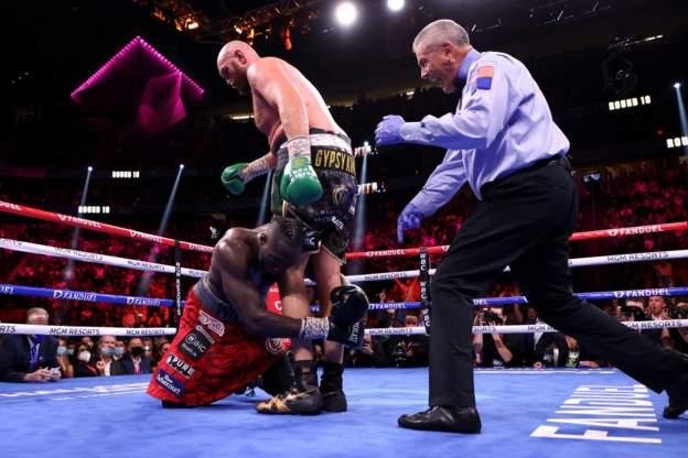 Fury V Wilder 3 - Heavyweight History