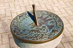 Casa Loma - sun clock