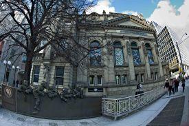 Музей истории хоккея Канады