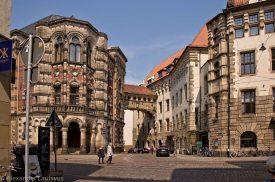 Старинная архитектура Бремена