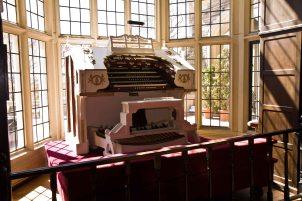 Henry Pellatt organ