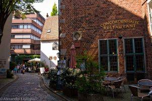 Bremen small streets