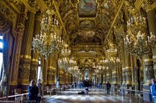 Paris Opera - Palais Garnier
