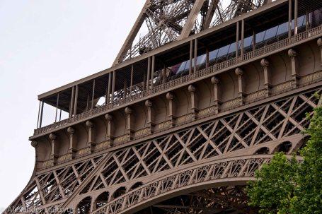 Eiffel Lace