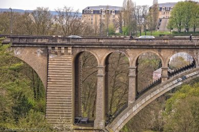 Old Bridge, Luxembourg