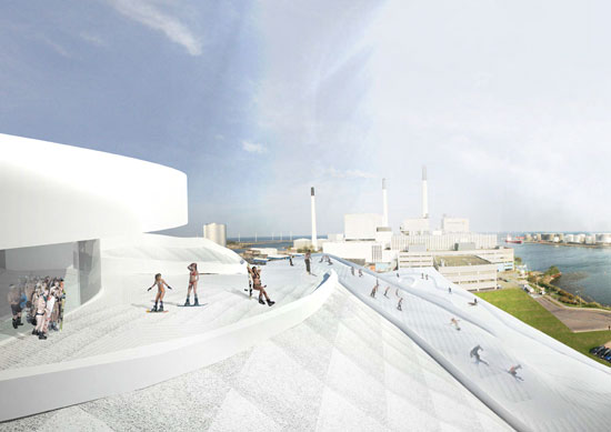 Amagerforbrændingen-New-Waste-To-Energy-Plant