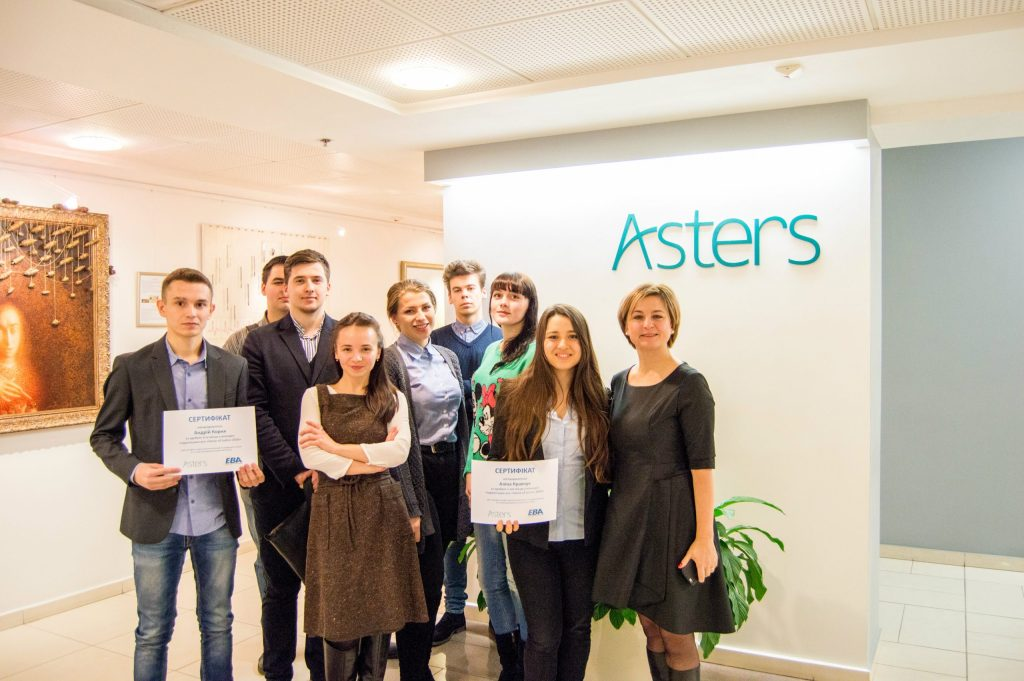 Asters Law