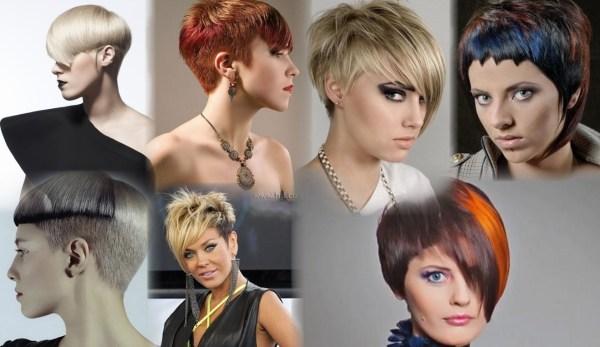 Короткие волосы 2020 Стрижки и Прически, модные фото ...