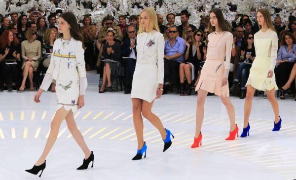 Обувь весна 2019 женская, фото модных новинок обуви, цвета