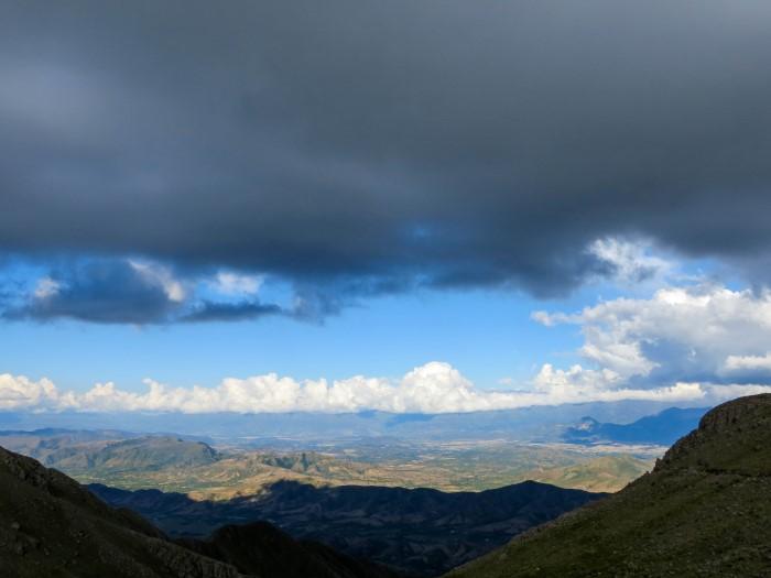 Valle de Concepcion Inca Trail Tarija Bolivia