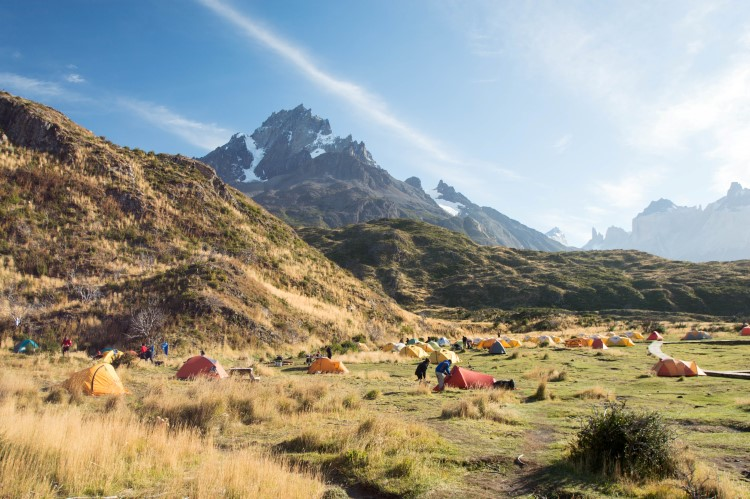 adventure travel in Patagonia