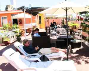 Where to stay in Arequipa: Park Hostal