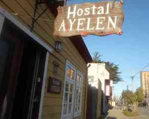 Where to stay in Patagonia: Hostel Ayelen
