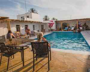 Where to stay in Paracas: Kokopelli Hostel