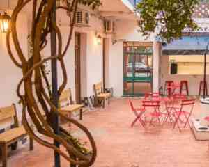 Where to stay in Colonia: Viajero Colonia Hostel