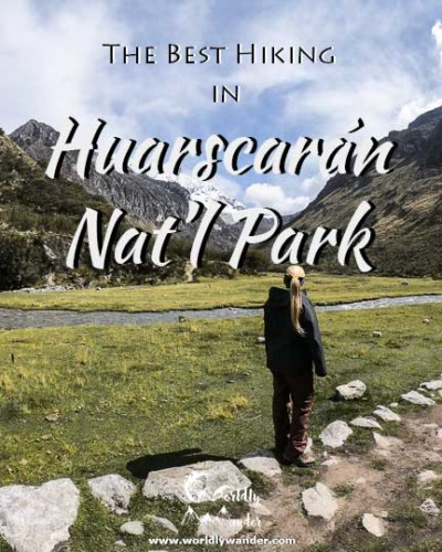 best hiking in huascaran national park