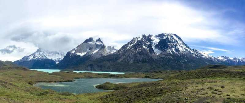 Patagonia Chilena Torres del Paine - day Tour and W Trek and O Trek Guide
