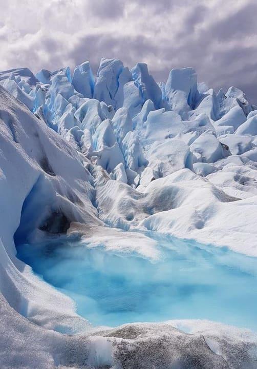 Perito Moreno Glacier - Patagonia Los Glaciares National Park
