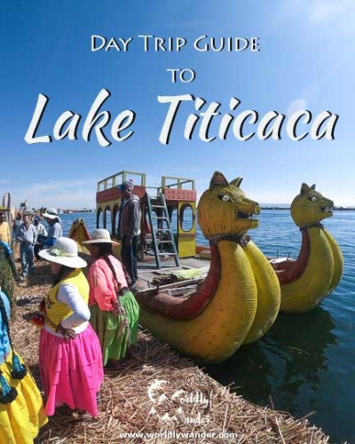 full day trip tour of lake titicaca
