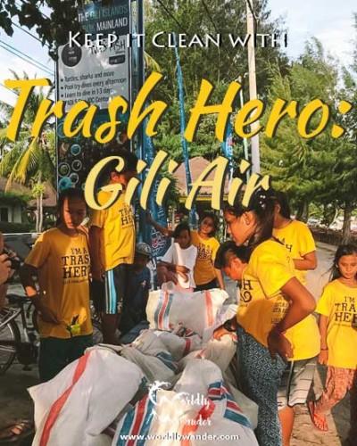 Trash Hero Gili Air