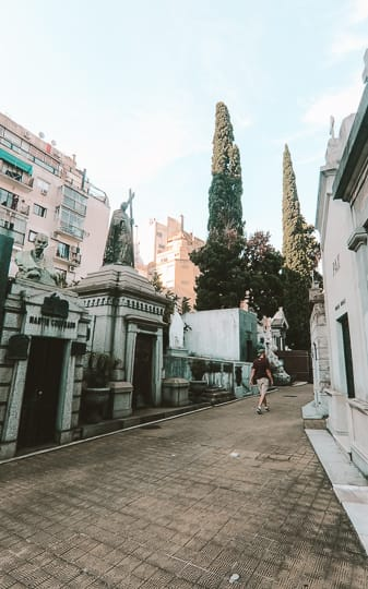 Best things to do in Buenos Aires: Recoleta Cemetary