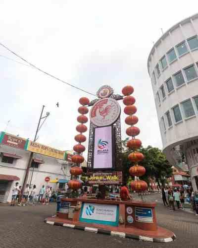 Day Trip to Malacca: Jonker Walk Night Market
