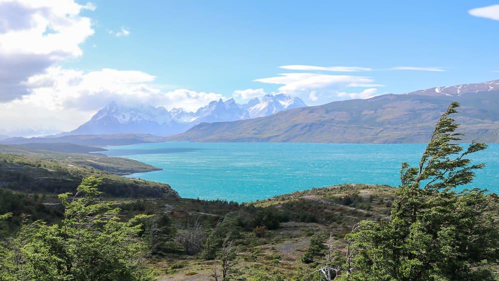 Torres del Paine Day Trip: Lago el Toro
