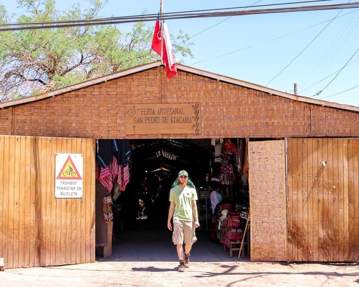 Feria Artesanal San Pedro de Atacama
